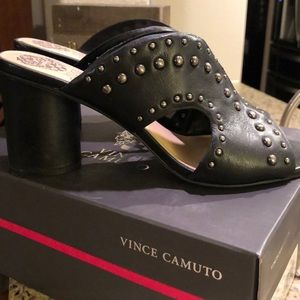 Vince Camuto Jorlyn Mules - Size 9 - Box included